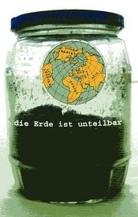 Erde glas klein