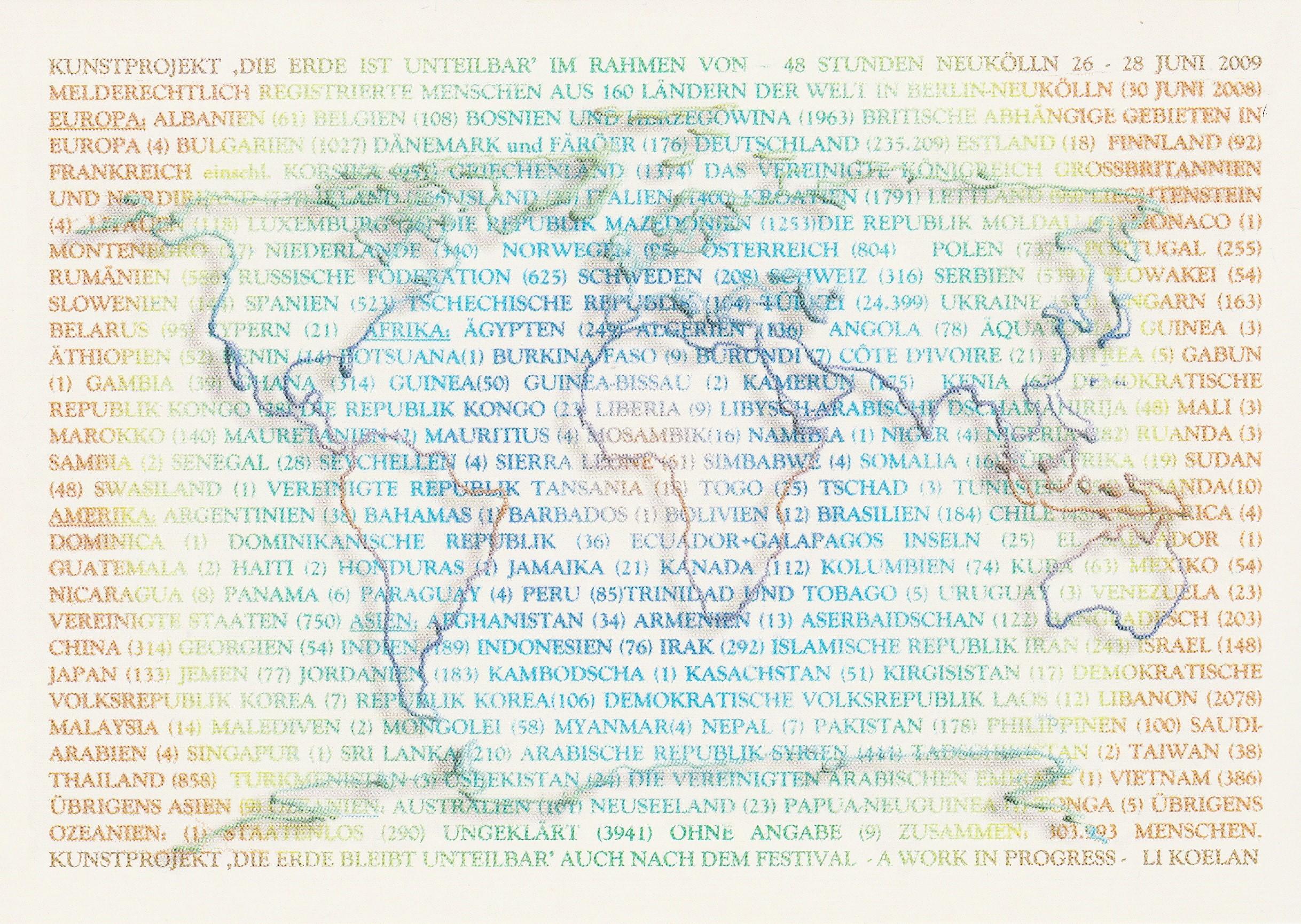 ontwerp postkaart 2009