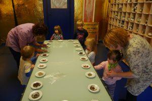 Kita Kinder Kunstworkshop